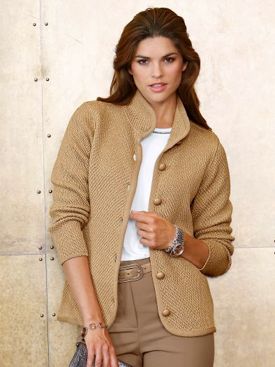 Strickjacke Gala