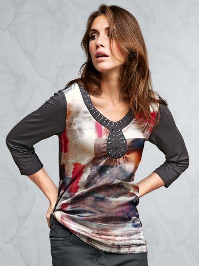 Tunika-Shirt Sophisticated