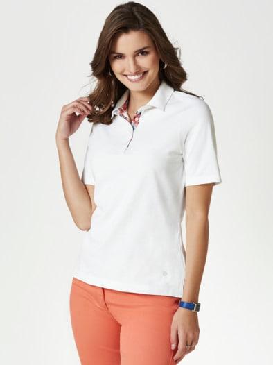 Pique-Polo Sommer Cotton