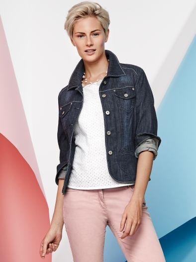 Jeans-Blazer Modern Denim