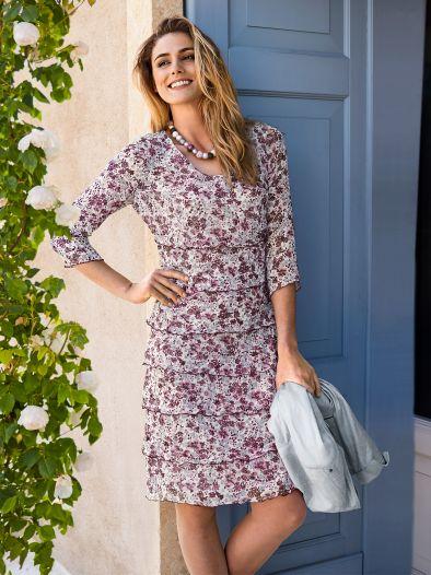 Layering Kleid Fiori