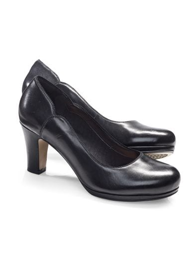 Clarks Leder Pumps