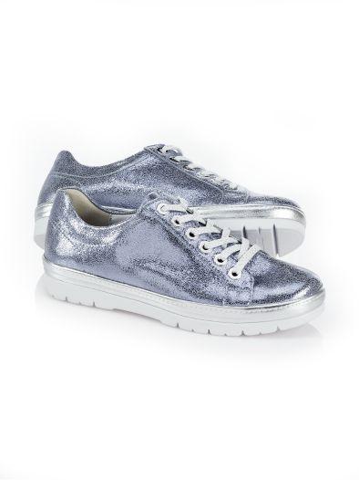 Softleder-Sneaker