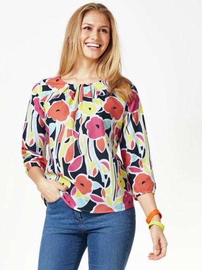 Extraleicht-Shirtbluse