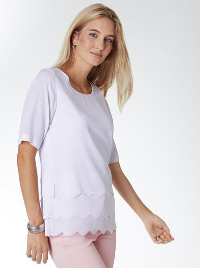 Layering-Shirtbluse