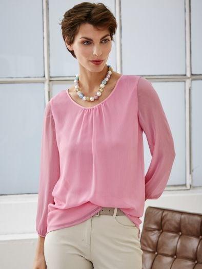 Shirtbluse 2 in 1