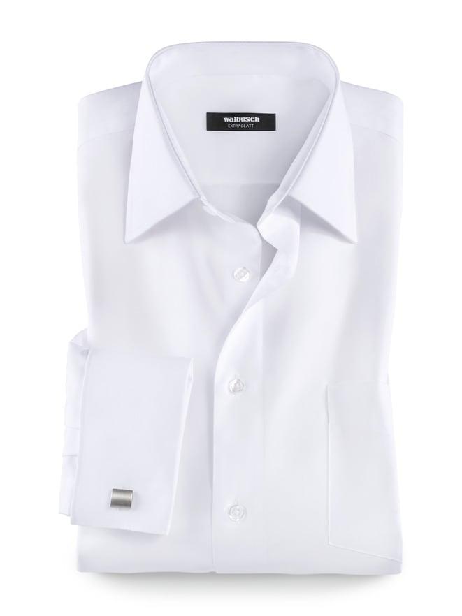Extraglatt-Hemd Umschlagmanschette