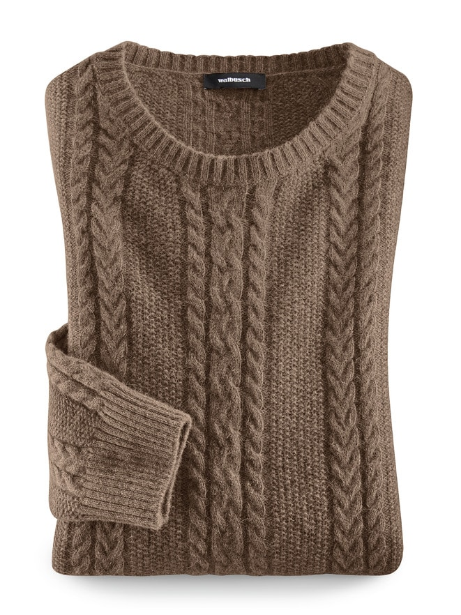 Alpakamix-Pullover Heritage