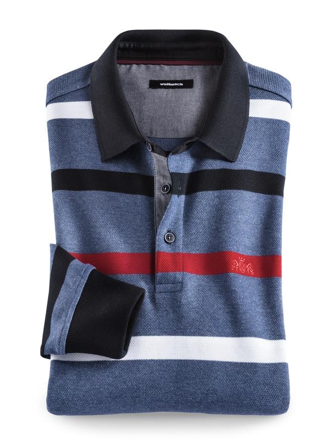 Polo-Pullover Maritim