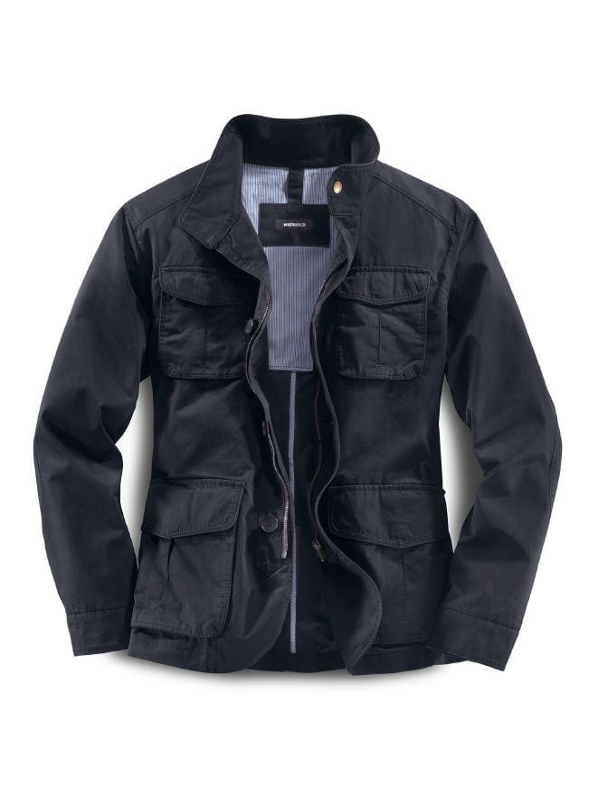 Baumwoll Freizeit Jacket