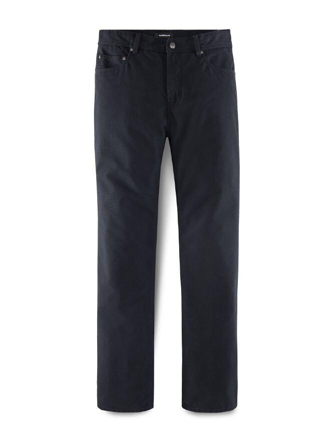 Five Pocket Wool-Look