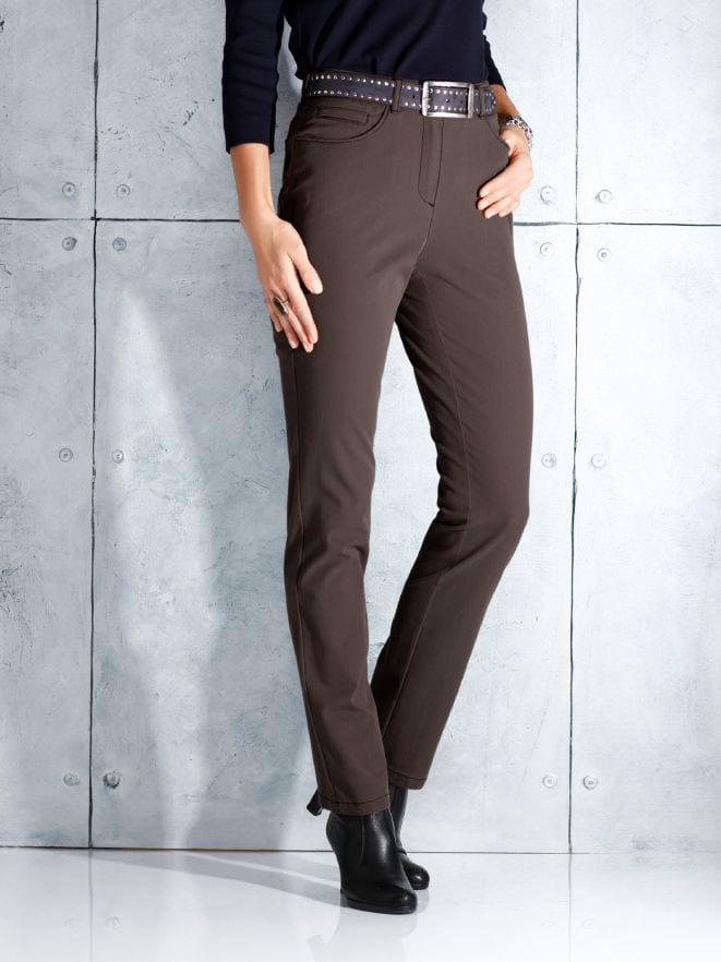 Five Pocket Hose Cashmere Cotton