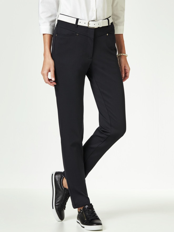 Gabardinehose Technostretch