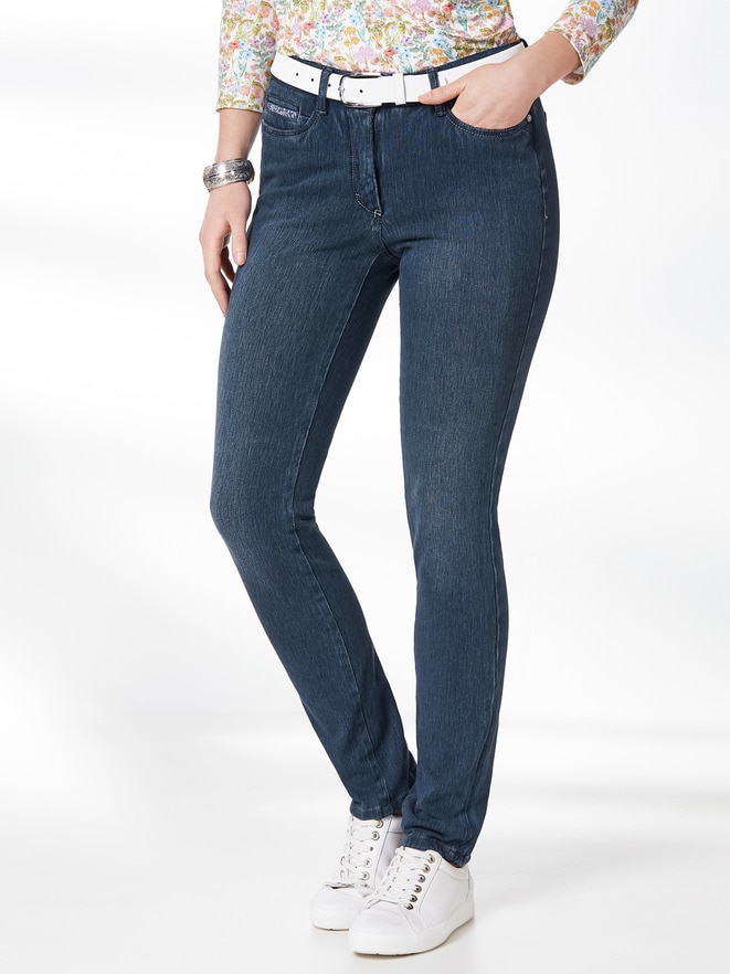Five-Pocket-Jeans Heimat