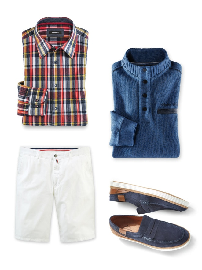 Outfit Strand Look