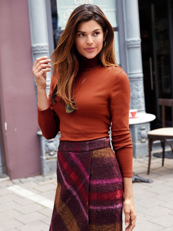 Outfit Rock & Pullover