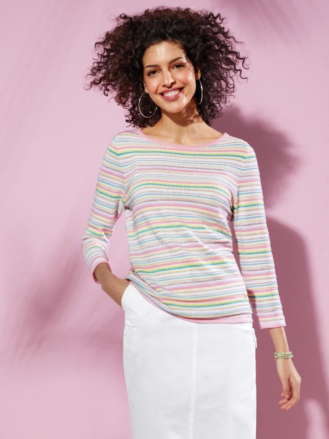 Sommer Cotton Pullover Miami