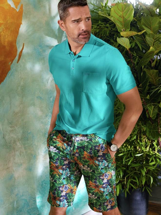 Outfit Pique-Polo Pima Cotton