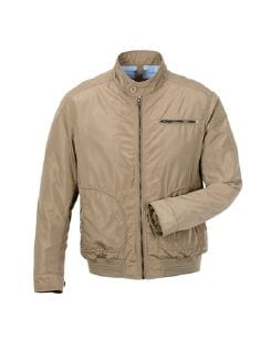 Stand-by-Blouson Beige Detail 5