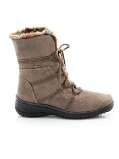 Gore-Tex Stiefelette Taupe Detail 5