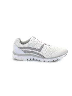 Ultra-3-Sneaker Dame Weiß Detail 3
